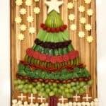 Christmas Tree Snack Board