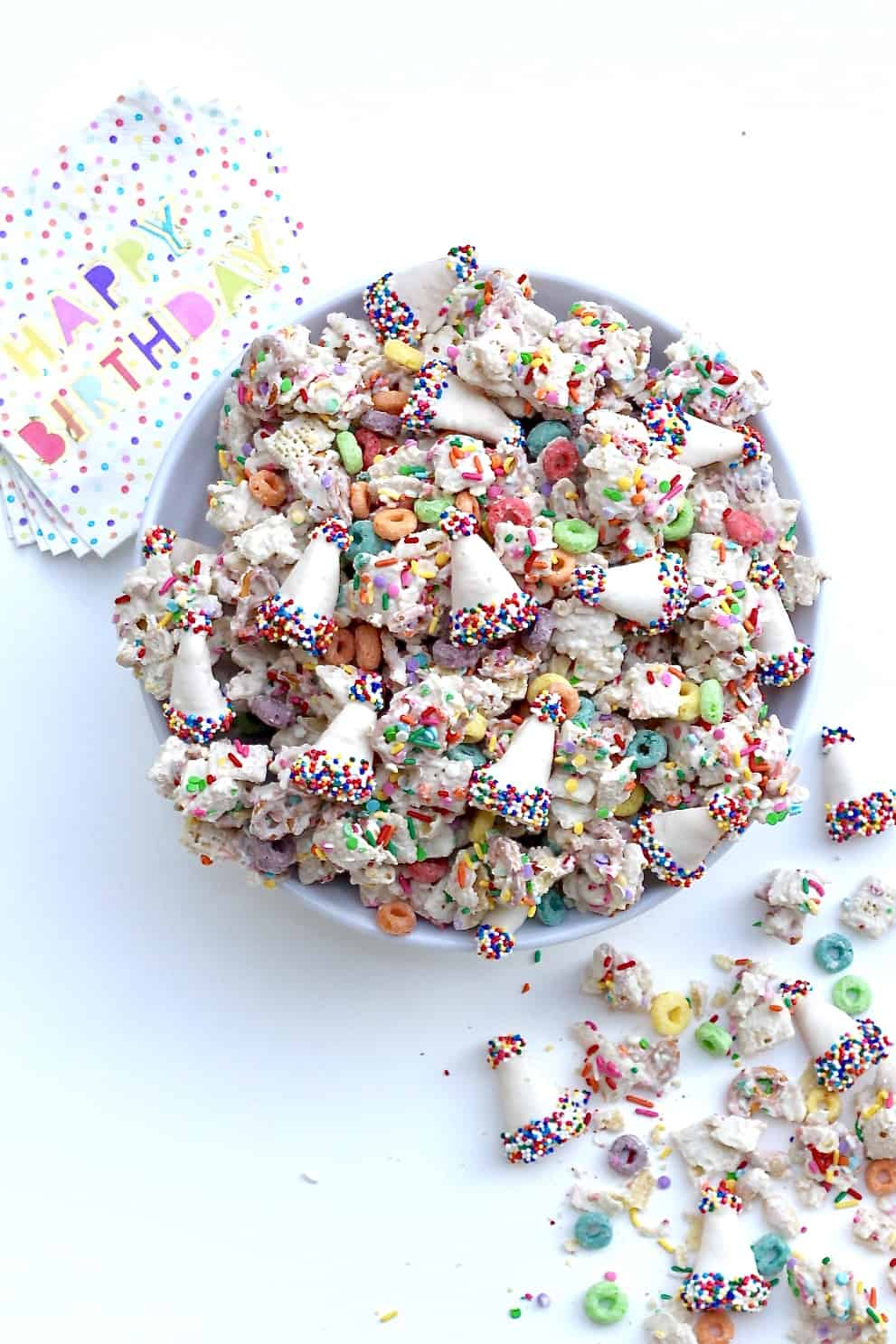 Birthday Snack Mix