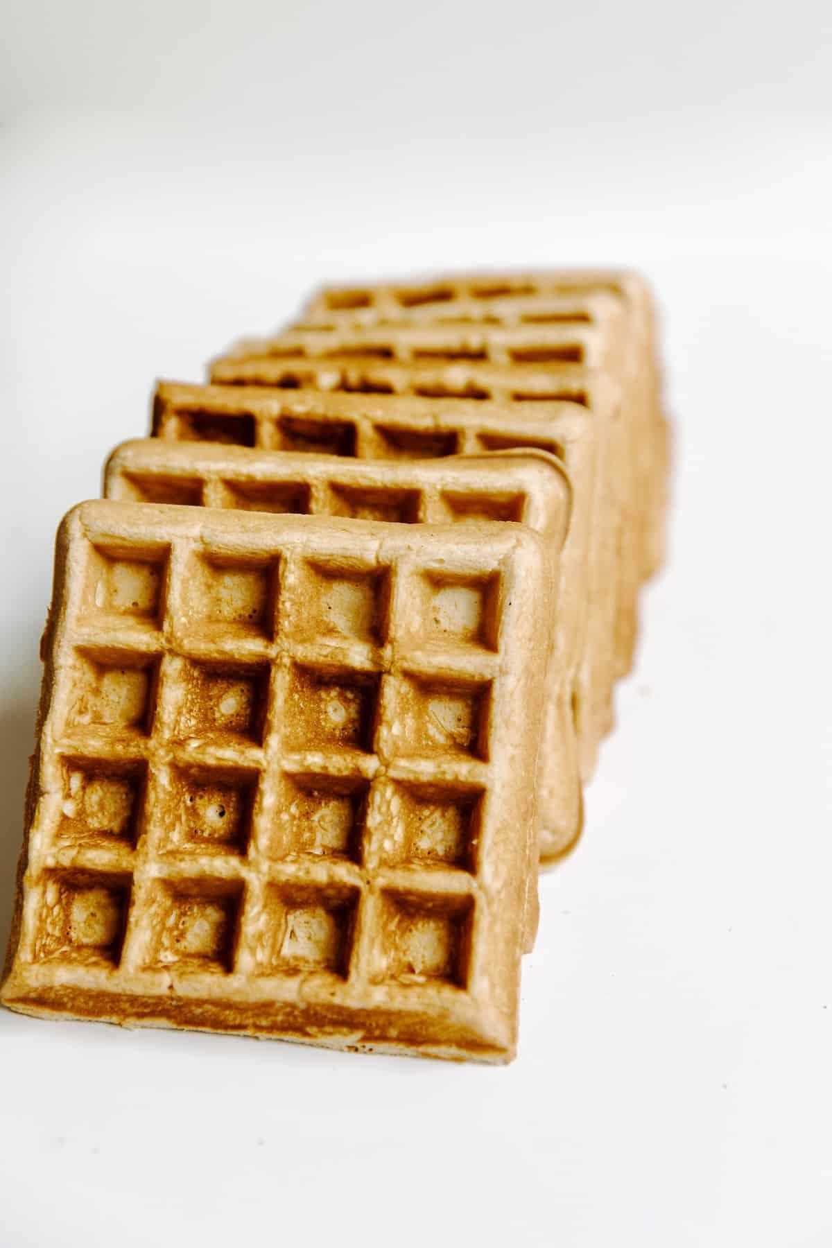 Classic Crispy Waffles