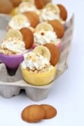 Easter Egg Banana Pudding Cups