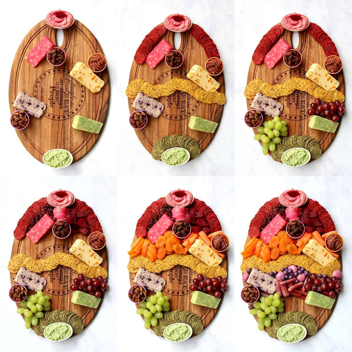 Easter Cheese Board by The BakerMama