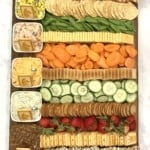 Kentucky Derby Dip Board