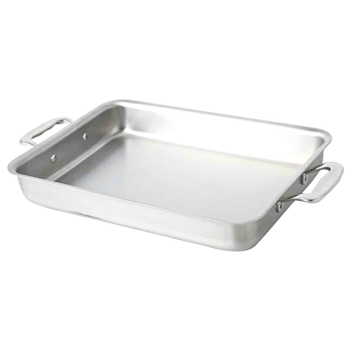 360 Cookware Stainless Steel Bakeware, 9x13 Roasting Pan