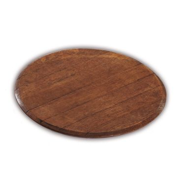 Picnic Plus Wine Barrel Lazy Susan