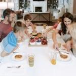 Sunday Family Breakfast Tradition