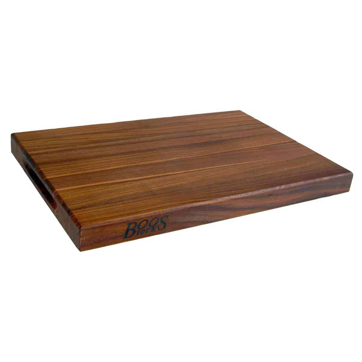 John Boos & Co. Walnut Edge-Grain Cutting Board