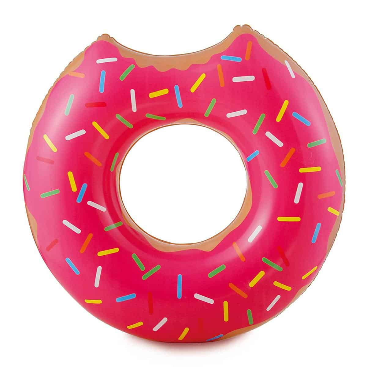 Donut Tube Float
