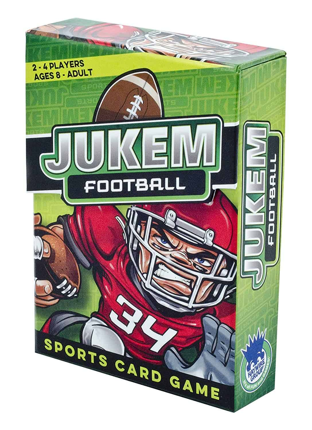 Jukem Football Card Game