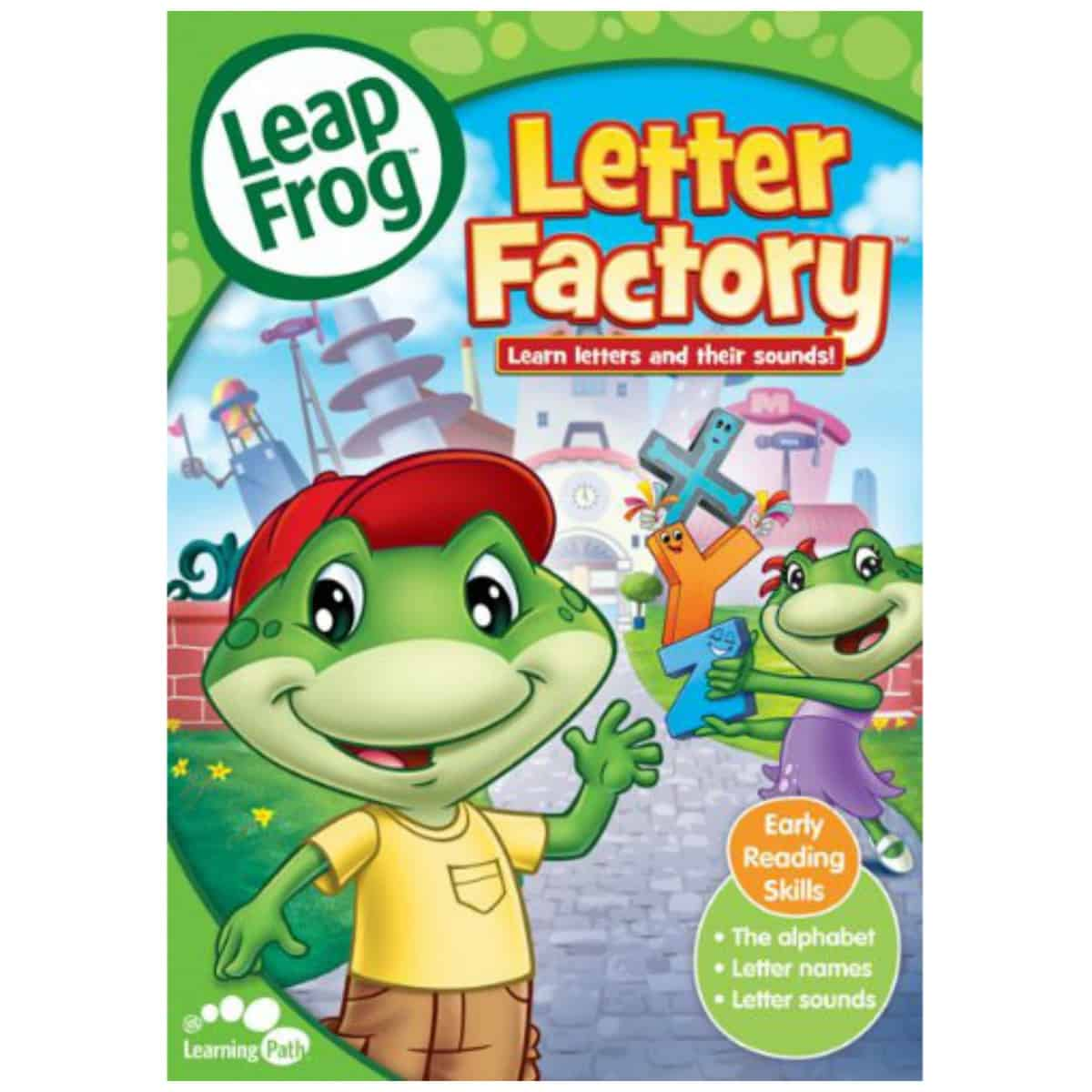 Leap Frog Letter Factory