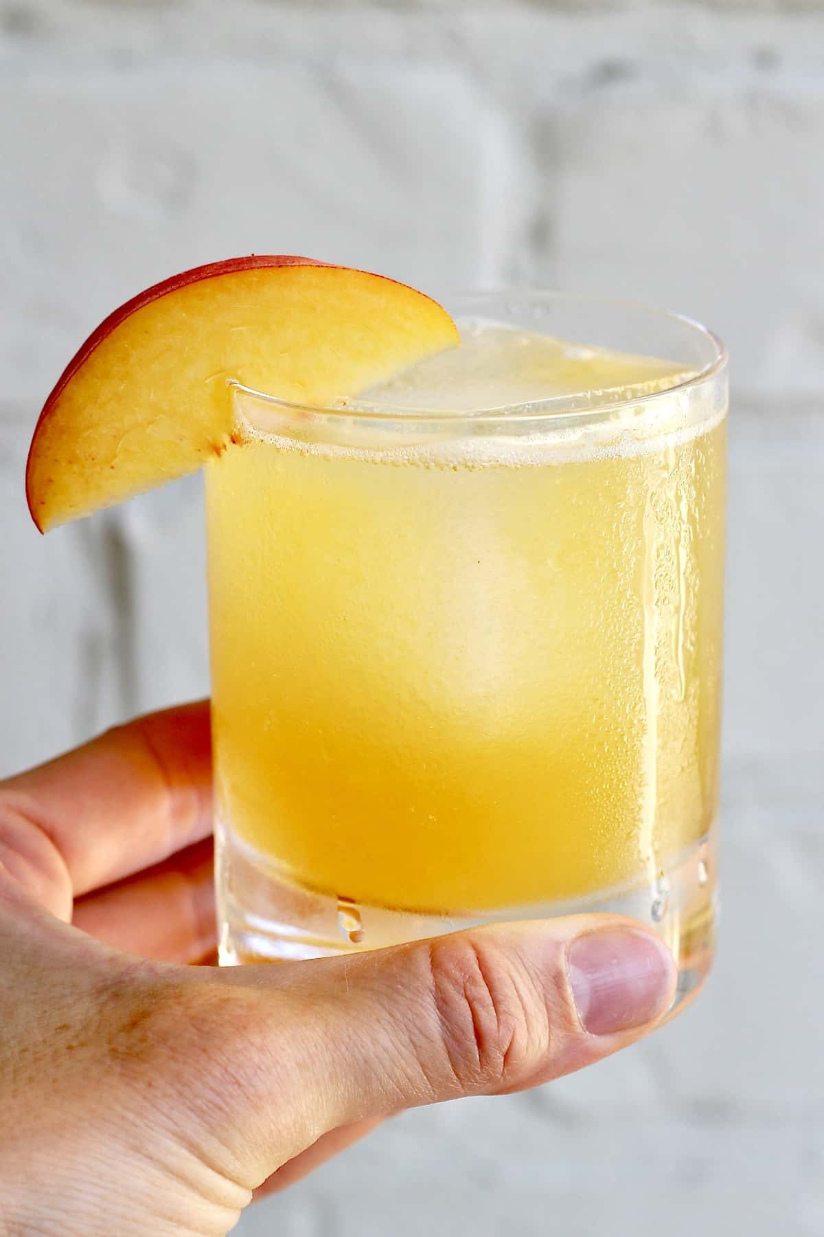 Peachy Keen Cocktail