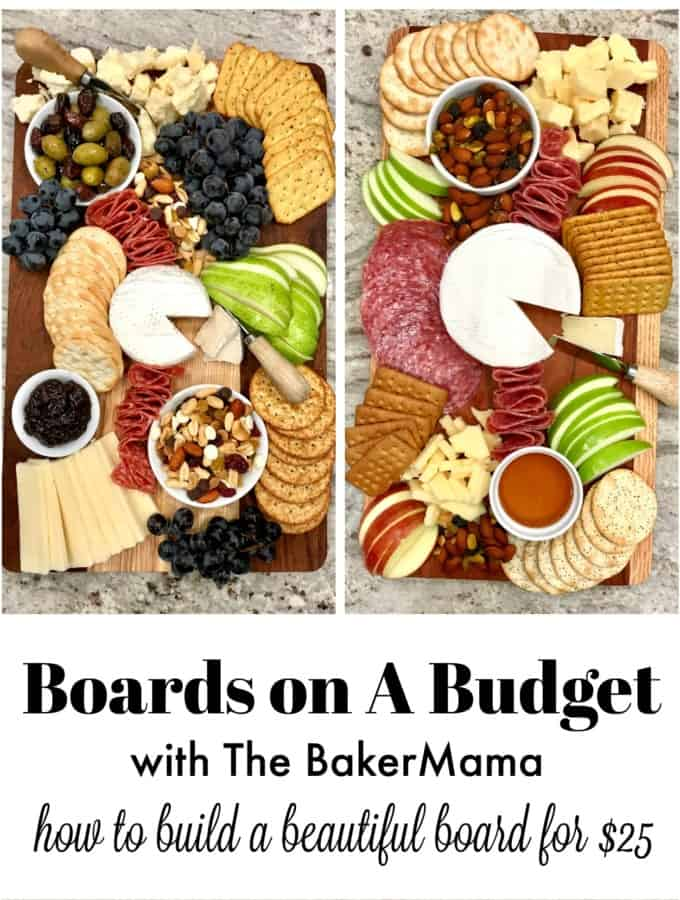 Boards on a Budget with The BakerMama