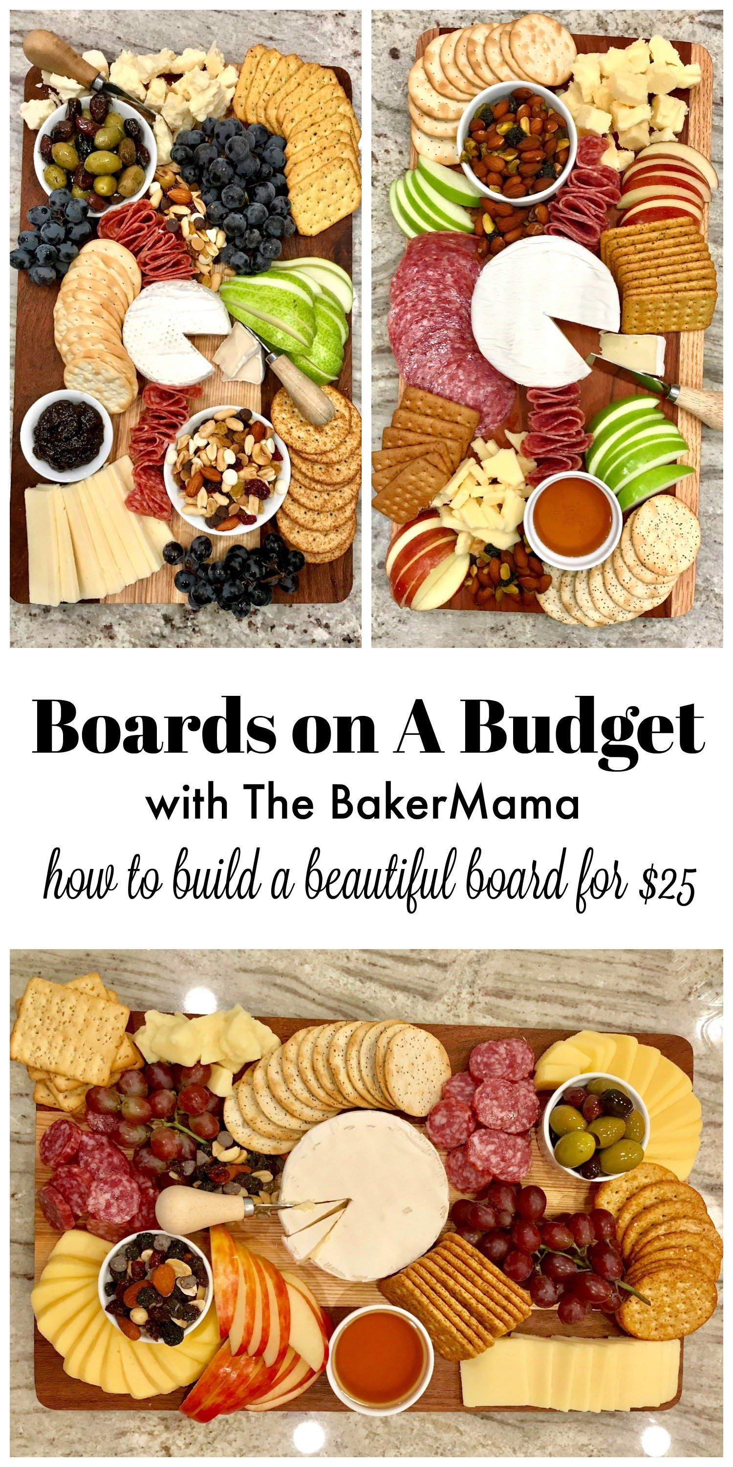 Boards On A Budget by The BakerMama