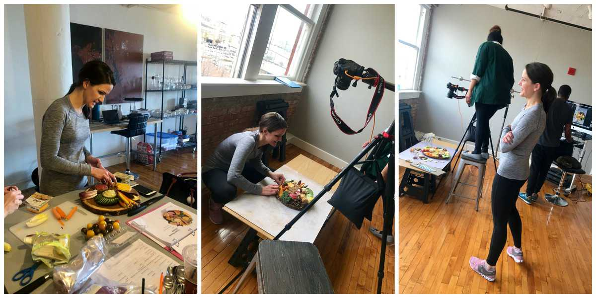 Behind the Scenes: Beautiful Boards Cookbook