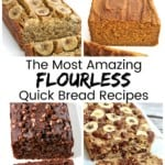 The Most Amazing Flourless Quick Bread Recipes