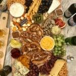 Oktoberfest Snack Board