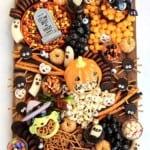 Spooky Snack Board