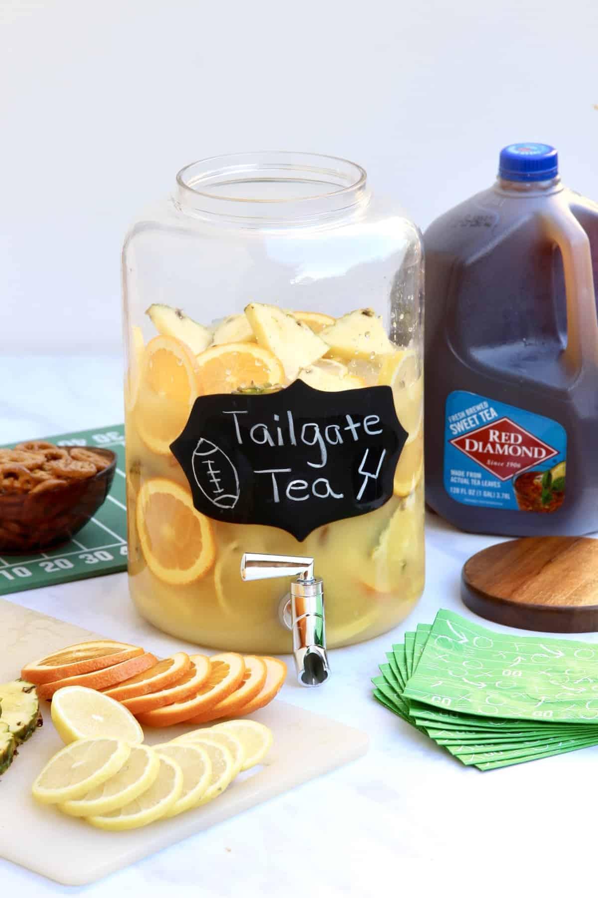 Tailgate Tea