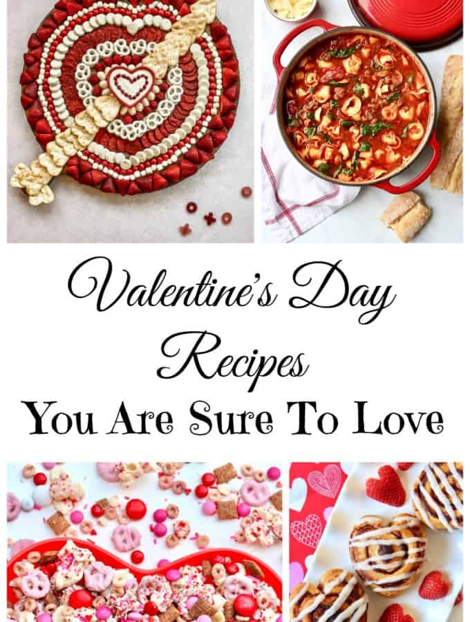 Valentine's Day Recipes from The BakerMama That You're Sure To Love