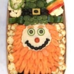 Leprechaun Snack Board