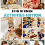 Kids in the Kitchen: Activities Edition