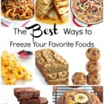 Basics by The BakerMama: The Best Ways to Freeze Your Favorite Foods