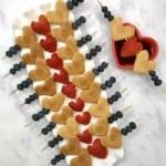 Cupid's Pancake Kabobs