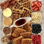 Waffle Board by The BakerMama