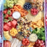 Summer Picnic Snack Tray