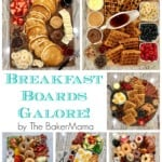 Breakfast Boards Galore