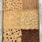 6-in-1 Sheet Pan Cookie Bars by The BakerMama