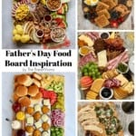 Father's Day Food Board Inspiration