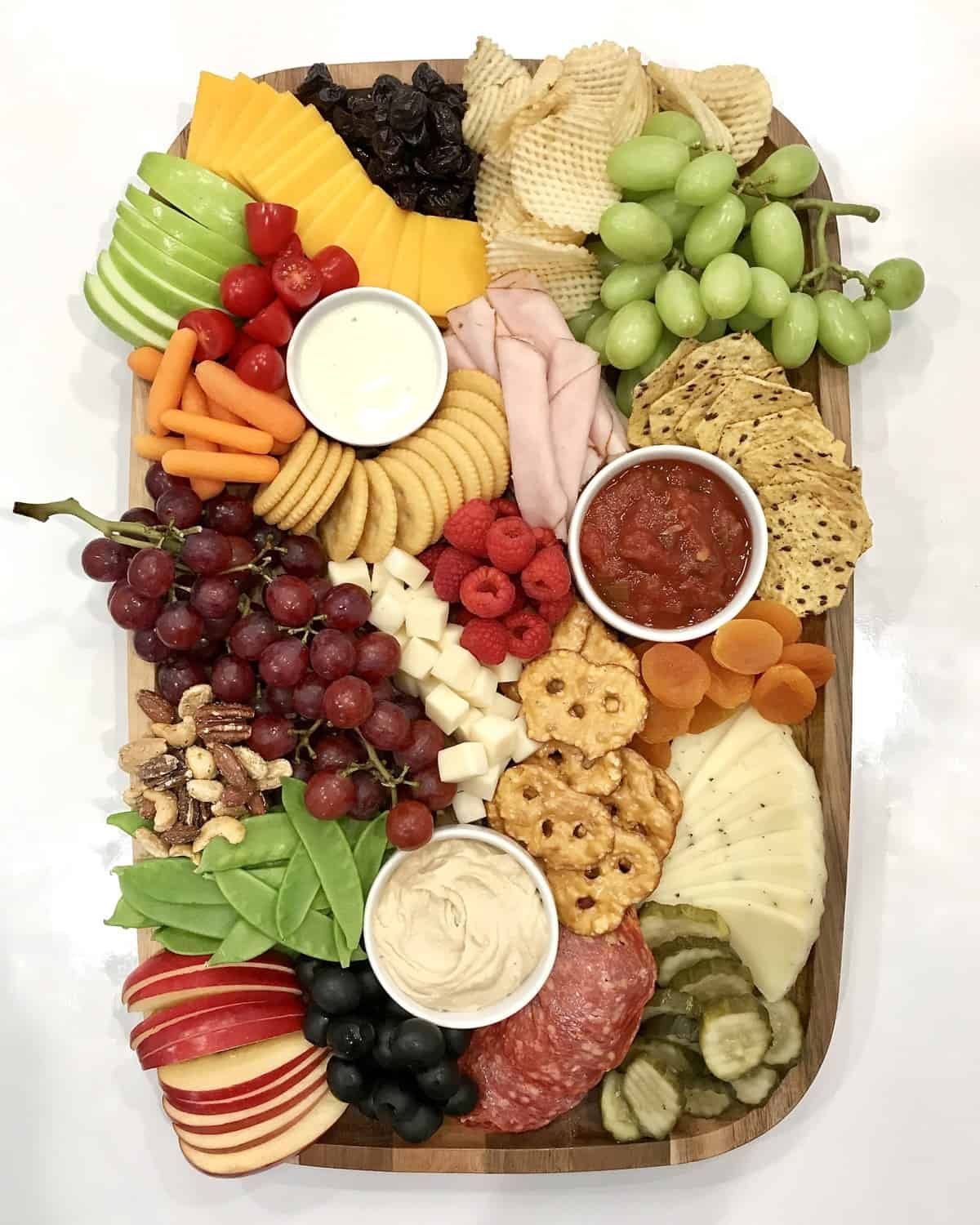 Snack Board by The BakerMama