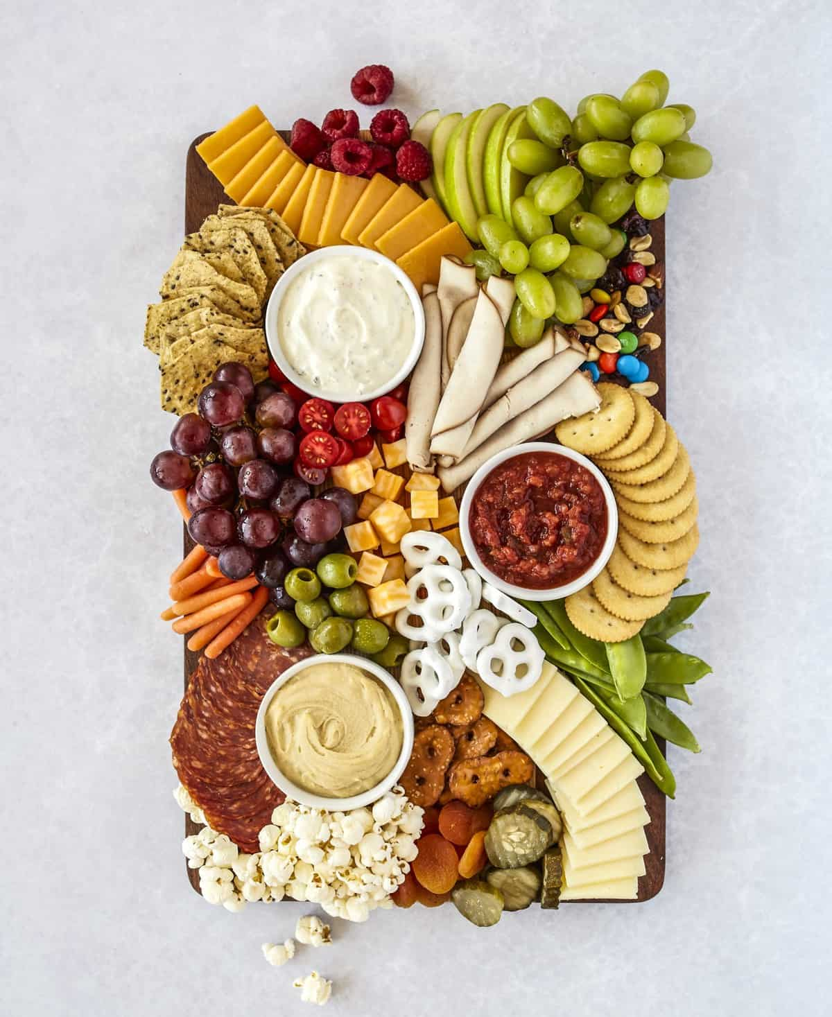 Everyday Snack Board by The BakerMama