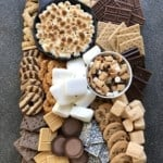 S'mores Board and S'mores Tray Inspiration