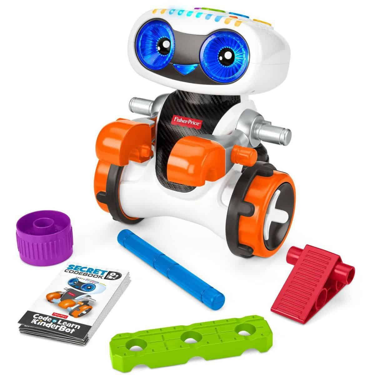 Fisher Price Code N' Learn Robot