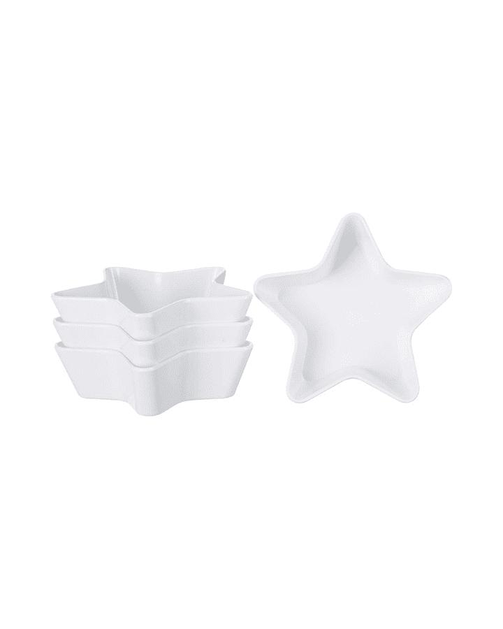Star-Shaped Bowls