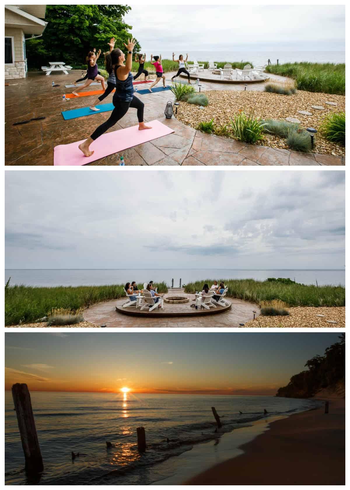 Lake Michigan Revitalize Retreat