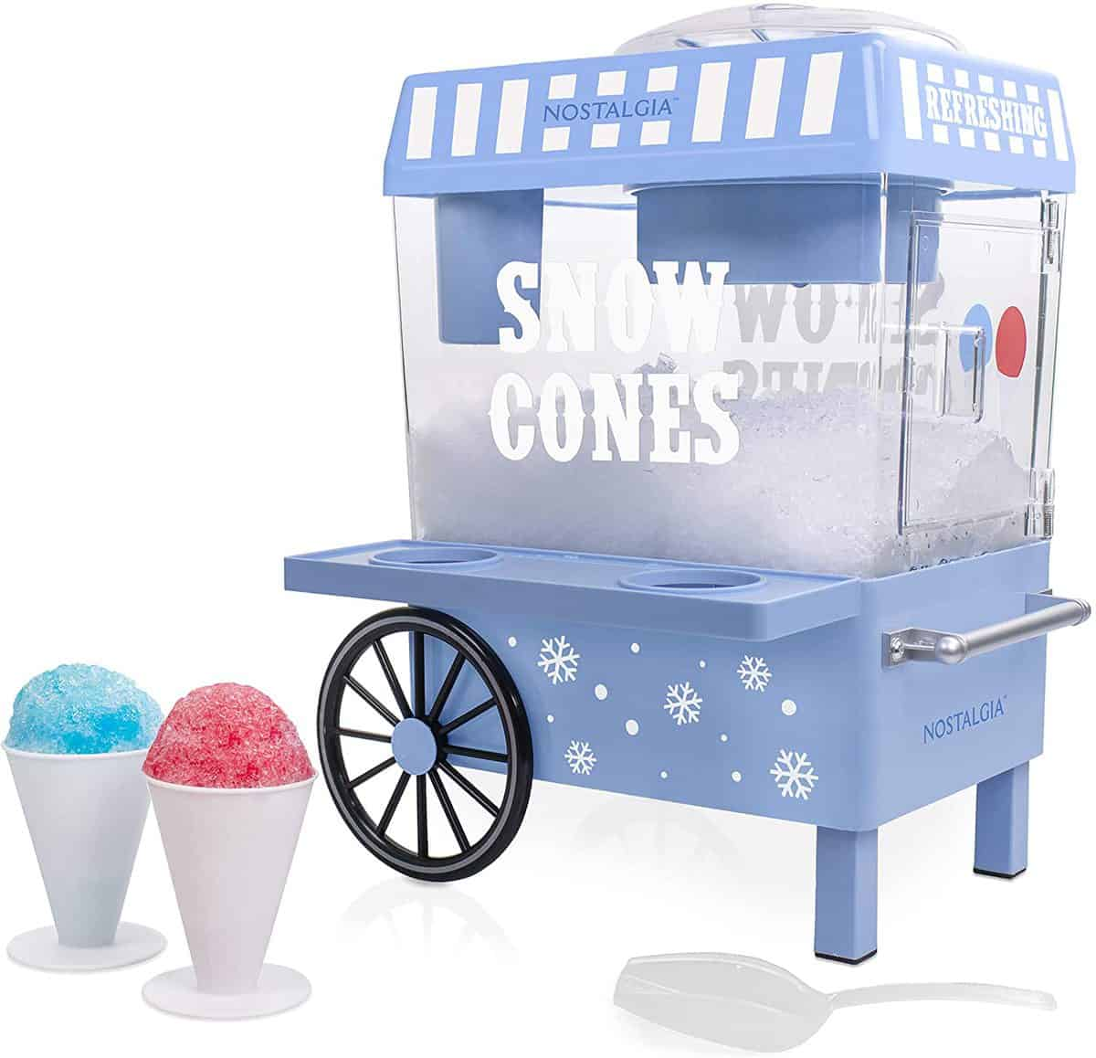 Vintage Countertop Snow Cone Maker