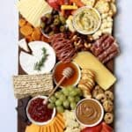 The Ultimate Holiday Grazing Board