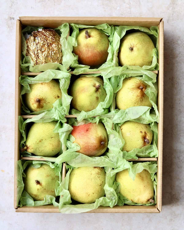 Harry & David's Royal Riviera Pears