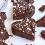 Galentine's Day Fudge and Cheese Board by The BakerMama