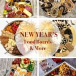 New Year's Food Boards & More