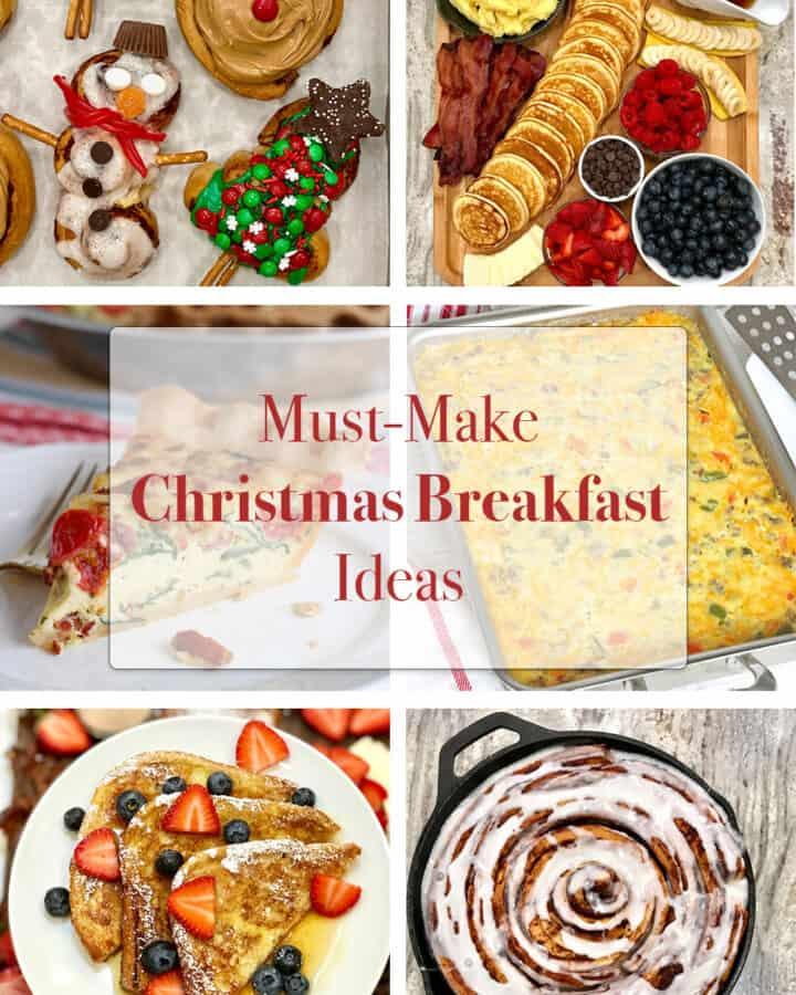 Must-Make Christmas Breakfast Ideas