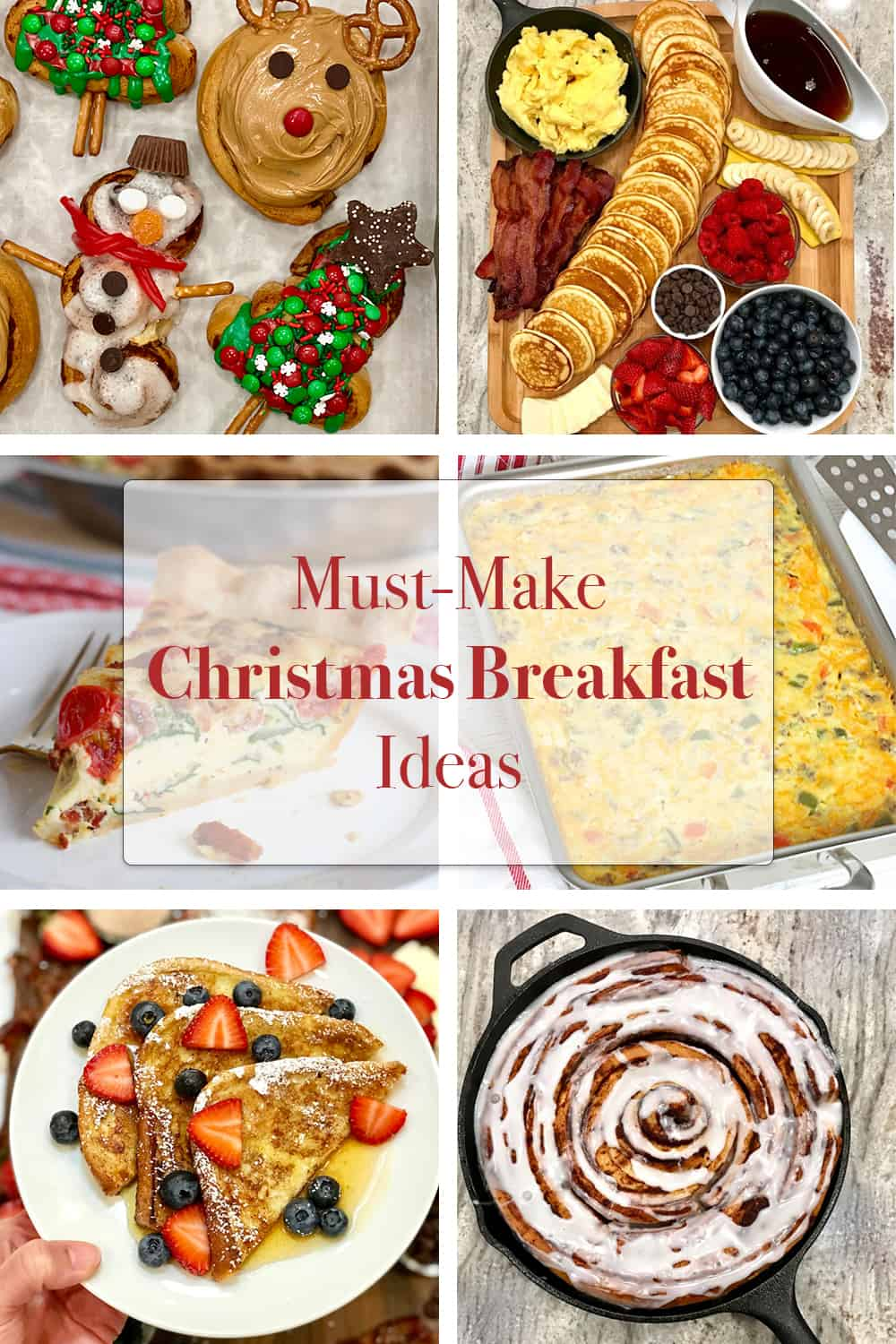 Must-Make Christmas Breakfast Ideas