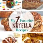 My 7 Favorite Nutella Recipes (and Bonus Boards!)