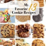 The BakerMama's Dozen: My 13 Favorite Cookie Recipes