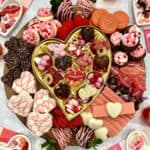 Galentine's Day Dessert Board by The BakerMama