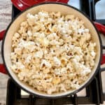 The BakerMama's Basics: How to Make Stovetop Popcorn