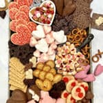 Valentine's Day S'mores Tray