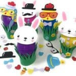 Easter Egg Decorating Craft Set